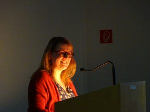 Maria Alexopoulou (Bild: Ute Volkmar)